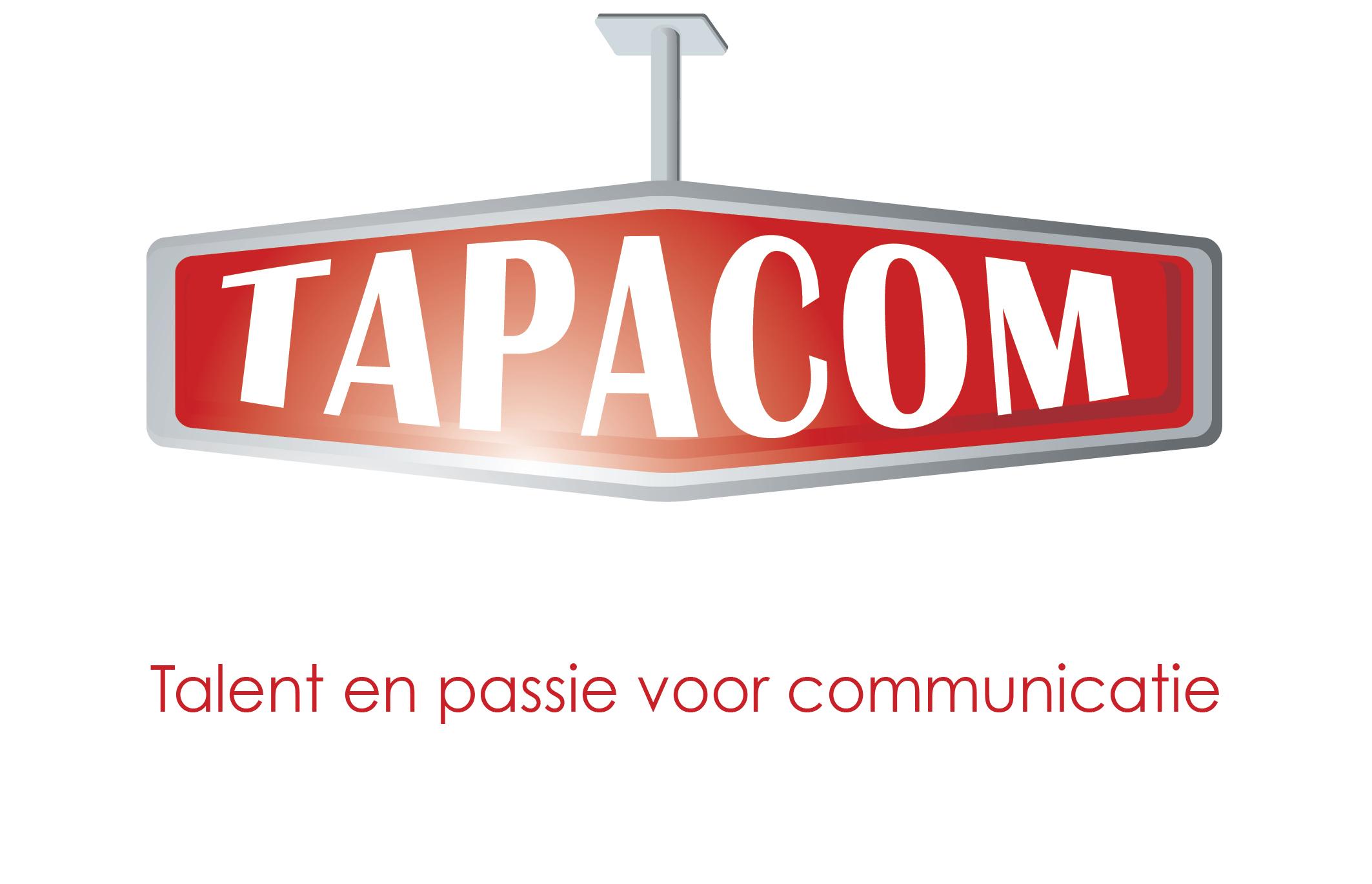 Naamkaartje Tapacom