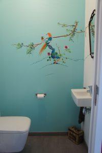 Vogels in het kleinste kamertje